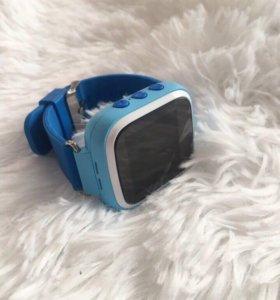 Детские GPS- часы