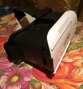 3 D очки виртуальной реальности