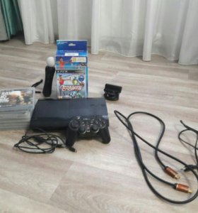 Playstation 3 super slim 500 гб
