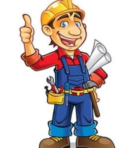 Производим монтаж крыш и заборов любой сложности