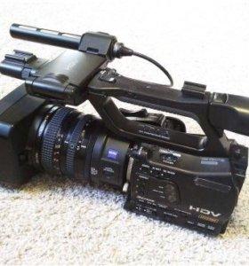 Sony HVR-Z7P HDV camera