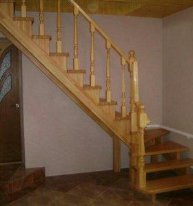 Плотник. Сборка лестниц и отделка бани