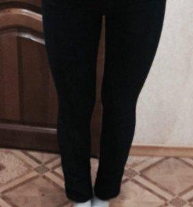 Джинсы-брюки stradivarius