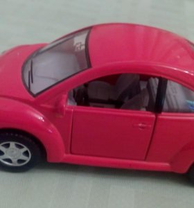Модель VolksWagen Beetle