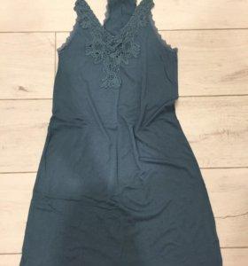 Платье трикотаж 40-42р