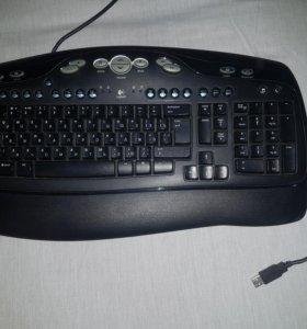 Клавиатура Logitech Y-BN52