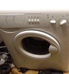 Стиральная машинка Indesit w104t