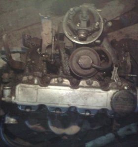 Двигатель C16NZ Opel Astra f