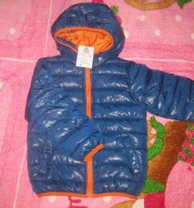 Куртка весна-осень новая