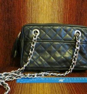 Черная сумка Sara Burglar