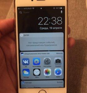 Продам iPhone 6s Rose gold 16 gb