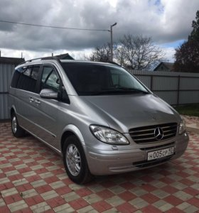 Mercedes-Benz Viano 2,1 л АТ, 150 л.с