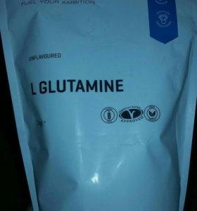 Глютамин. Спортивное питание