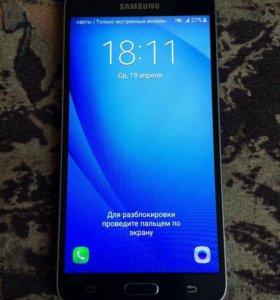 Samsung galaxy J-7