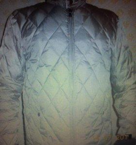 Куртка  - пуховик р 50