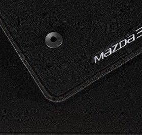 Коврики оригинал на Mazda3