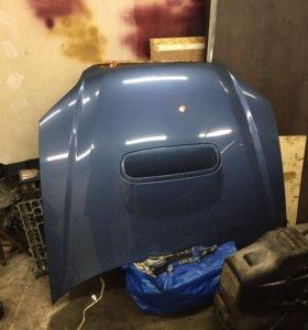 Турбо капот Subaru legacy b13