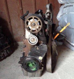 Двигатель VW Transporter/Multivan 2.0 AXA