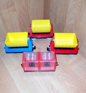 Вагоны Lego duplo