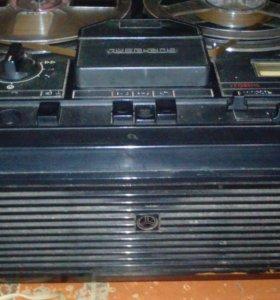 Катушечный магнитофон Яуза-209 , торг