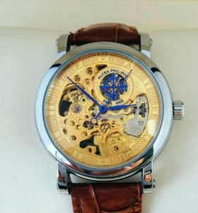 Часы скелетоны Патек Филип