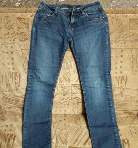 джинсы женские прямые низкая талия