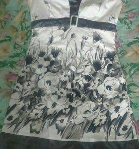Платье р-р44-46