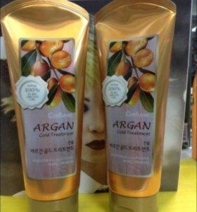 Маска для волос С аргановым маслом