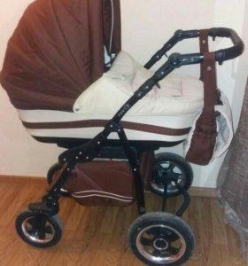 Продается коляска в хорошем состоянии!