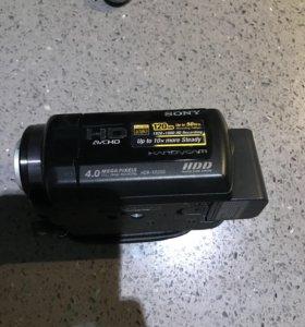 Камера Sony HDR-xr 200