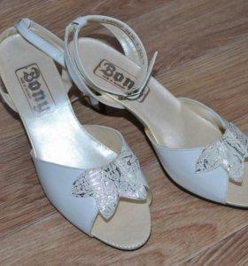 Праздничные Золушкины туфельки