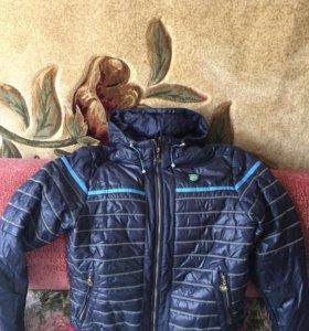 Курточка на мальчика(демисезонная)