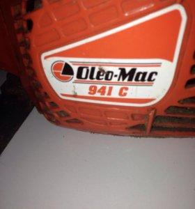 Бензопила Oleo-Mac 941 C