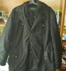 Куртка демисезонная р.52
