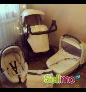 Продам детскую коляску 3в1