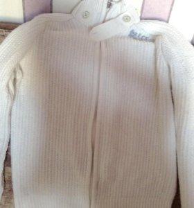 Кофта свитер кардиган мужской