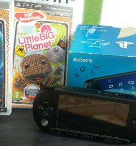 Игровая приставка Sony PSP 1080