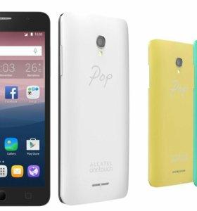 Телефон Alcatel one touch pop 5.0
