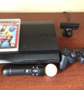 PlayStation 3 500гб