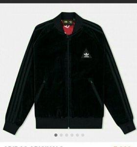Новая олимпийка Adidas, S