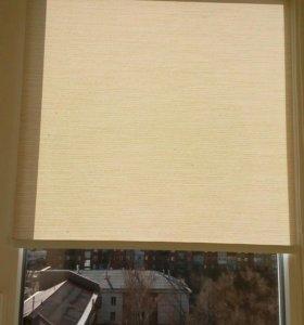 Рулонные шторы Мини ткань Импала