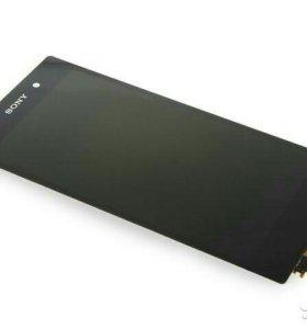 Дисплей на Sony Xperia z 3