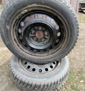 колеса на 16