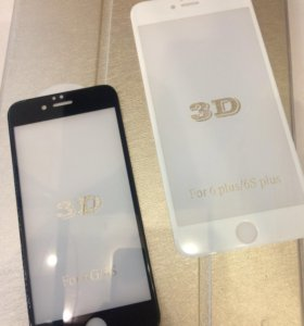 Стекло 3D айфон