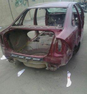Кузов форд фокус 2 2007 г.