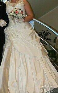 Свадебное платье *Джилли*