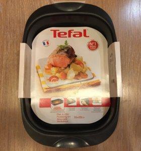 Противень для запекания Tefal 39x28 см новый