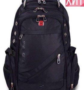 🔵Городской рюкзак Swissgear