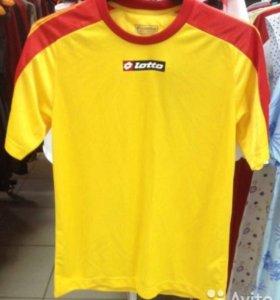 Форма футбольная Lotto kit zhero