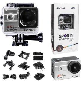 Экшн камера SjCam S7000 Новая в упаковке
